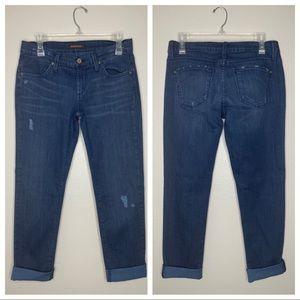 James Jeans Dark Wash Neo Beau 27 Skinny Jeans